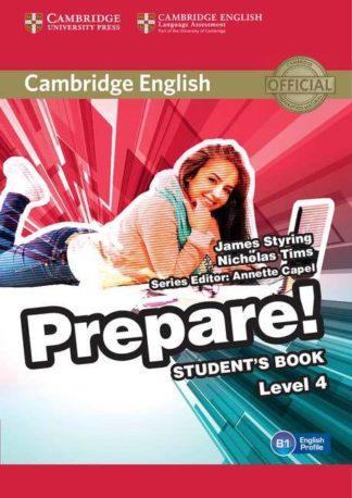 English Prepare! 4