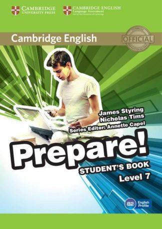English Prepare! 7