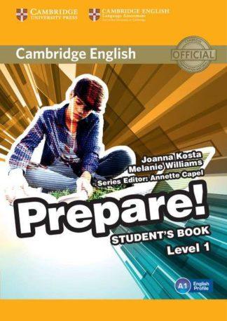 English Prepare! 1
