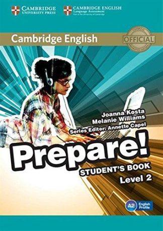 English Prepare! 2