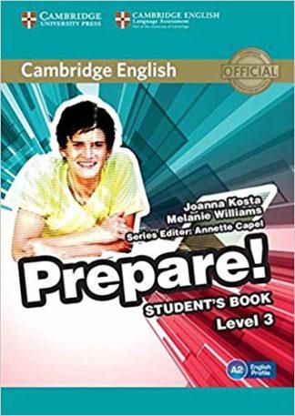 English Prepare! 3