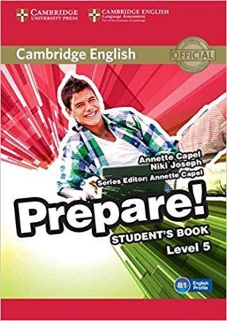 English Prepare! 5