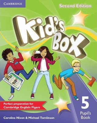Kid's Box 2nd Edition 5