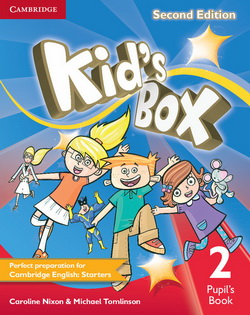 Kid's Box 2nd Edition 2