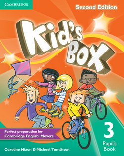 Kid's Box 2nd Edition 3