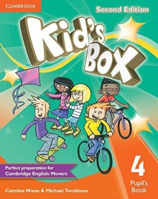 Kid's Box 2nd Edition 4