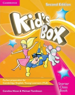 Kid's Box 2nd Edition Starter
