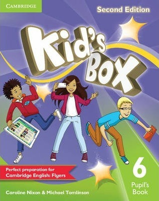 Kid's Box 2nd Edition 6