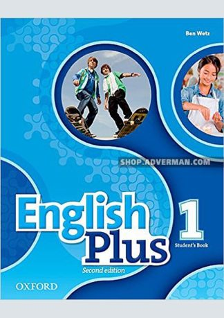 English Plus second edition. Рівень 1