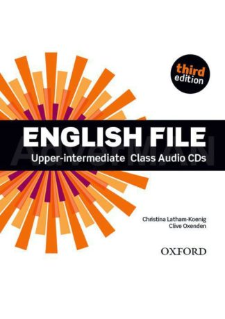 English File third edition. Рівень Upper-intermediate
