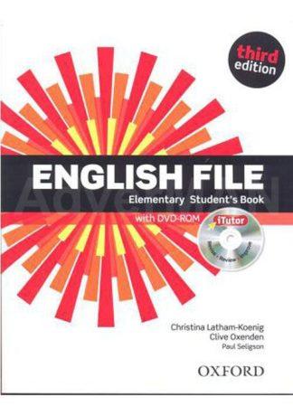 English File third edition. Рівень Elementary