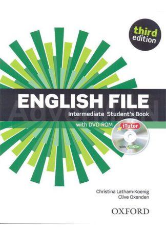 English File third edition. Рівень Intermediate