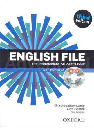 English File third edition. Рівень Pre-Intermediate