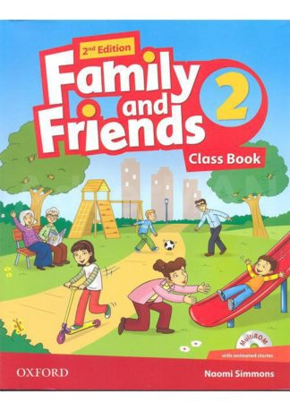 Family and Friends 2nd Edition. Рівень 2