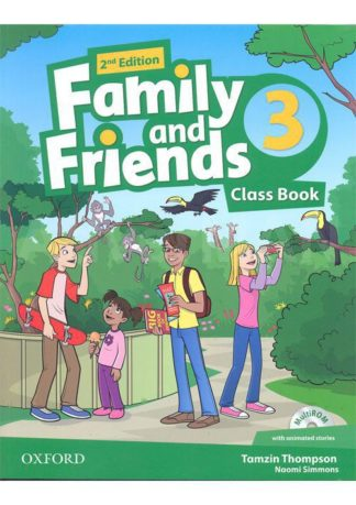 Family and Friends 2nd Edition. Рівень 3