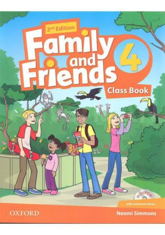 Family and Friends 2nd Edition. Рівень 4