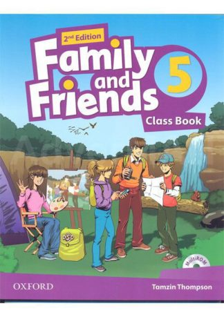 Family and Friends 2nd Edition. Рівень 5
