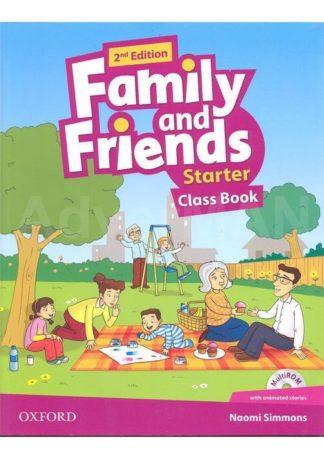 Family and Friends 2nd Edition. Рівень Starter. Oxford