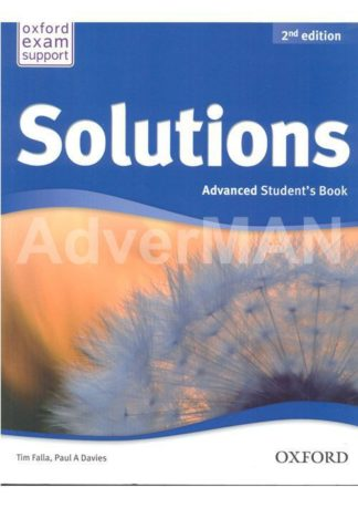 Solutions, 2nd Edition. Рівень Advanced