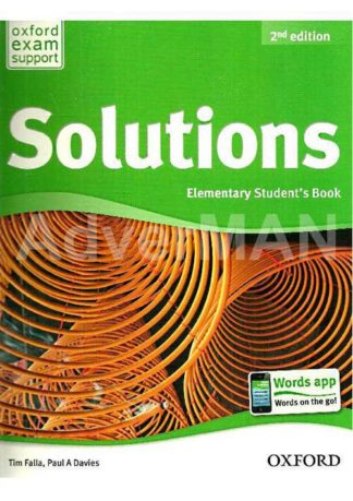 Solutions, 2nd Edition