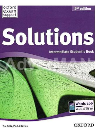 Solutions, 2nd Edition. Рівень Intermediate