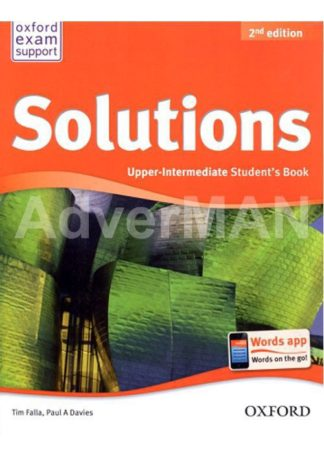 Solutions, 2nd Edition. Рівень Upper-Intermediate