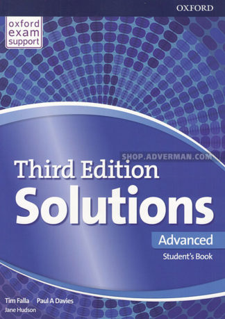 Solutions 3rd Edition Advanced