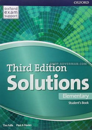 Solutions 3rd Edition Elementary