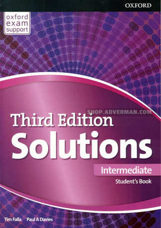 Solutions 3rd Edition Intermediate