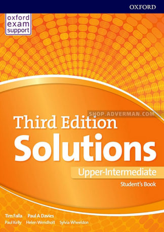Solutions 3rd Edition Upper-Intermediate