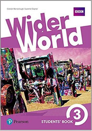 Wider World. Рівень 3