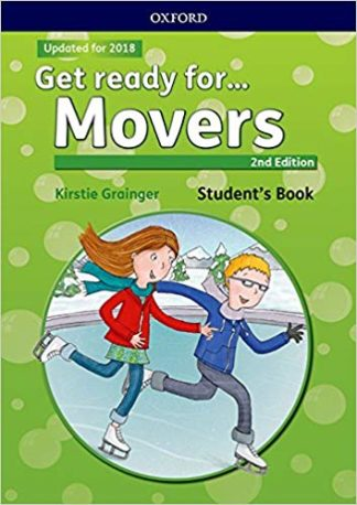 Get Ready for Movers 2nd Edition