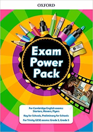 Exam Power Pack DVD