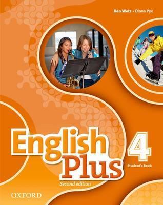 English Plus second edition. Рівень 4