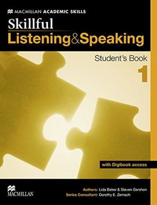 Skillful: Listening and Speaking