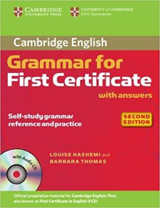 Grammar for First Certificate