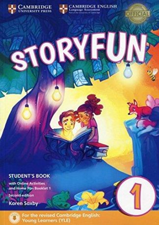 Storyfun 2nd Edition