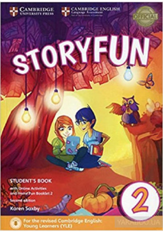 Storyfun 2nd Edition 2