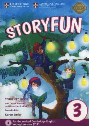 Storyfun 2nd Edition 3