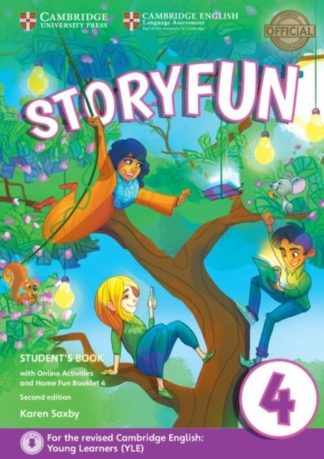 Storyfun 2nd Edition 4