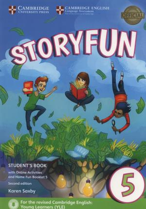 Storyfun 2nd Edition 5