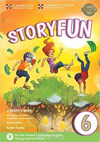 Storyfun 2nd Edition 6