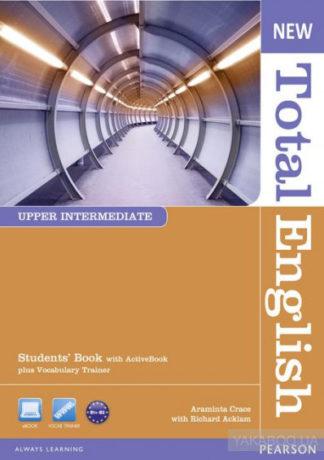 New Total English Upper-Intermediate