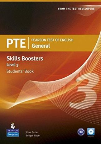 PTE Skills Boosters 3