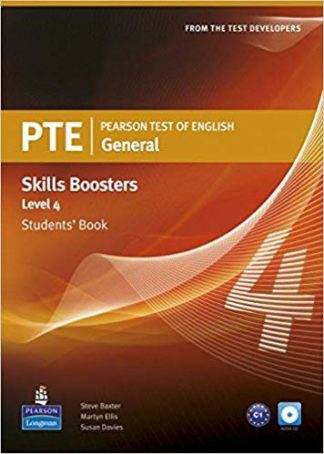 PTE Skills Boosters 4