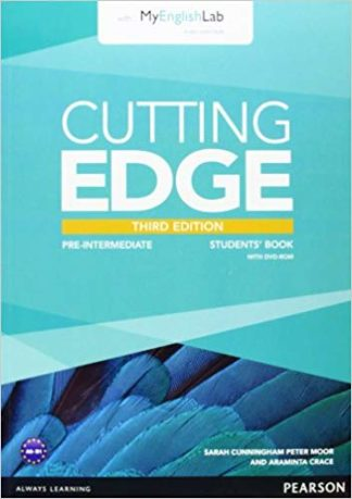 Cutting Edge 3rd edition Pre-intermediate