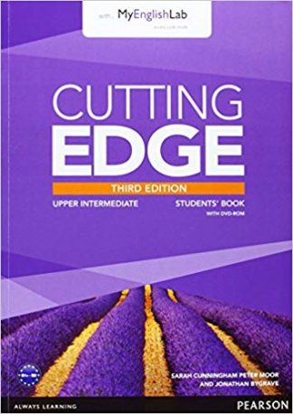 Cutting Edge 3rd edition Upper-Intermediate