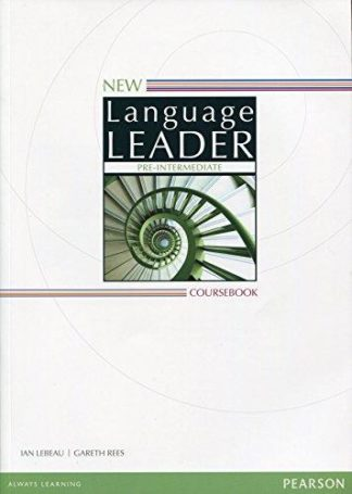 Language Leader 2nd Edition Pre-Intermediate