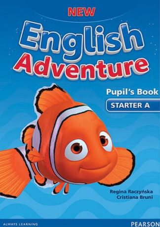 New English Adventure Starter A