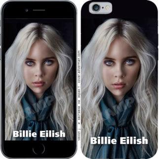 Чехол на телефон Billie Eilish iPhone-6